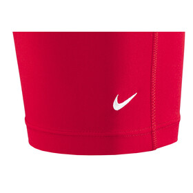 Nike Swim Poly Core Solid zwembroek Heren rood